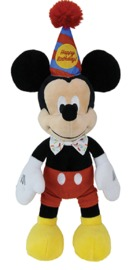 Disney Baby: Birthday Mickey Mouse Plush