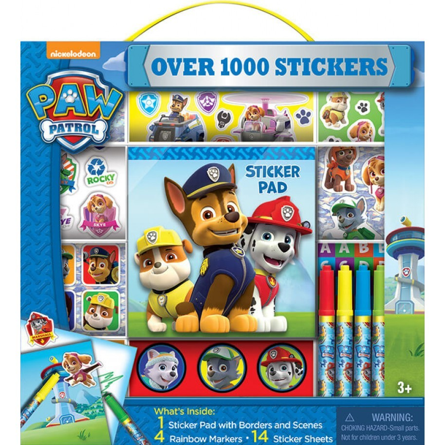 Paw Patrol: Sticker Box image