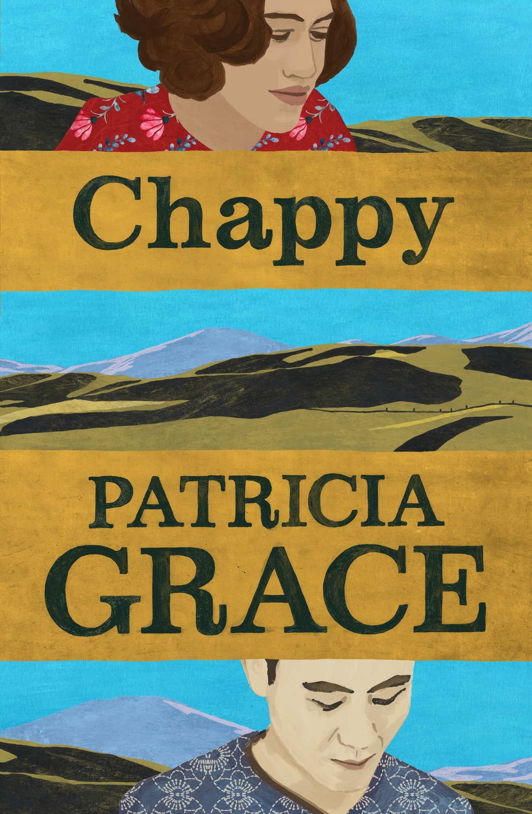 Chappy by Patricia Grace image