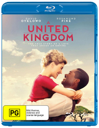 A United Kingdom on Blu-ray