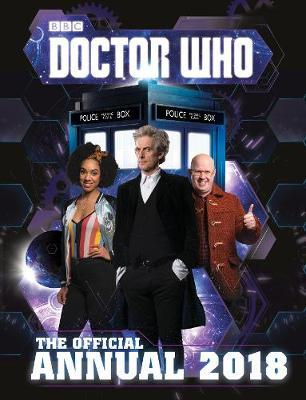 Doctor Who: Official Annual 2018 image