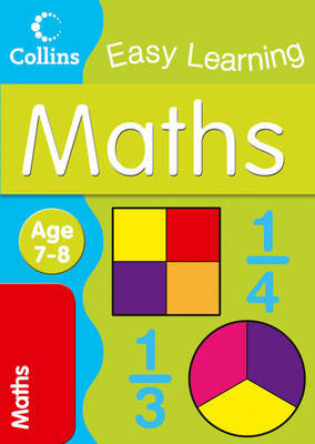 Maths by Collins Easy Learning image