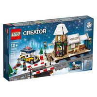 LEGO Creator: Winter Village Station (10259)