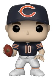 NFL - Mitch Trubisky Pop! Vinyl Figure