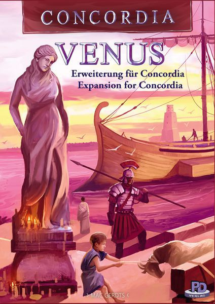 Concordia: Venus - Board Game