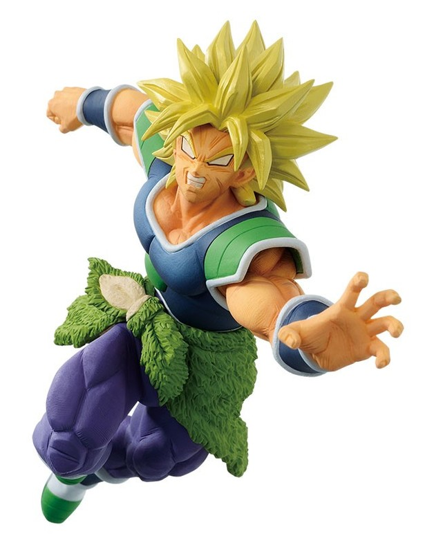 Dragon Ball: Super Saiyan Broly - PVC Figure