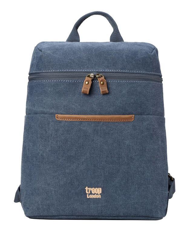 Troop London: Metro Backpack - Blue