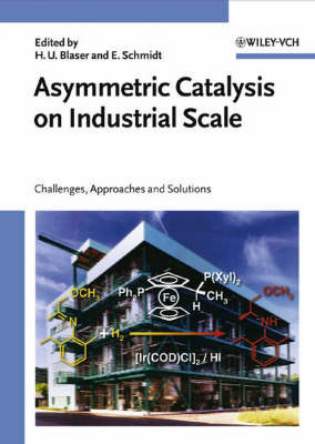 Asymmetric Catalysis on Industrial Scale: Challenges, Approaches and Solutions image