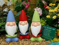 Terracotta Weather Forecasting Gnome