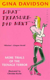 What Treasure Did Next by Gina Davidson image