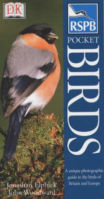 RSPB Pocket Birds by Jonathan Elphick