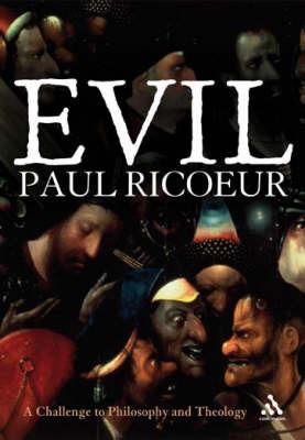 Evil by Paul Ricoeur
