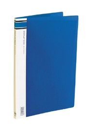 FM A4 60 Pocket Display Book - Blue