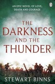 The Darkness and the Thunder by Stewart Binns image
