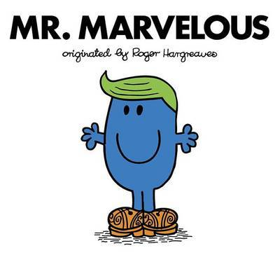Mr. Marvelous by Adam Hargreaves image