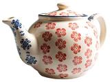 Mix & Match: Stamped Teapot