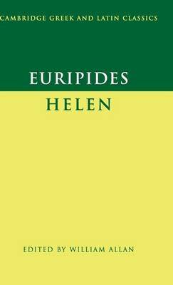 Cambridge Greek and Latin Classics by * Euripides