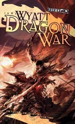 Dragon War by James Wyatt image