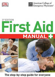 ACEP First Aid Manual by DK Publishing image