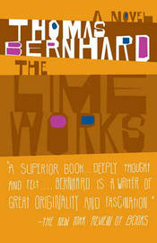 The Lime Works by Thomas Bernhard image
