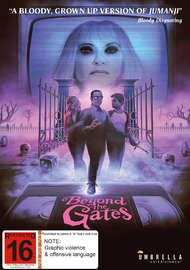 Beyond The Gates on DVD