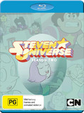 Steven Universe - Season 2 on Blu-ray