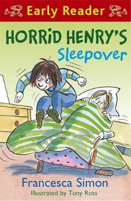 Horrid Henry Early Reader: Horrid Henry's Sleepover by Francesca Simon image