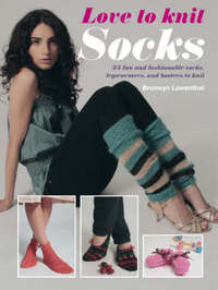 Love to Knit Socks by Bronwyn Lowenthal image