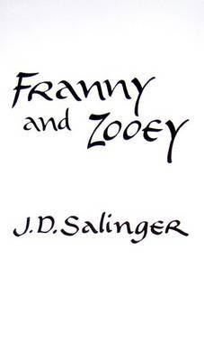 Franny and Zooey by J.D. Salinger image