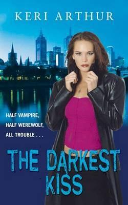 The Darkest Kiss (Riley Jenson Guardian #6) by Keri Arthur image