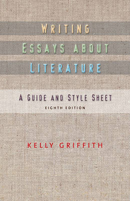 Writing Essays about Literature by Kelley Griffith image