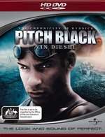 Pitch Black on HD DVD