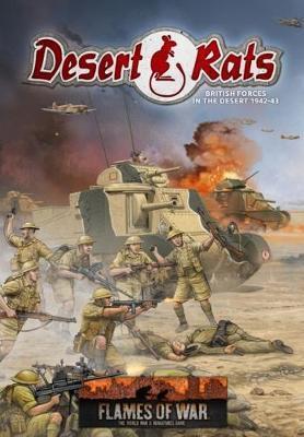 Flames of War: Desert Rats - Army Rulebook