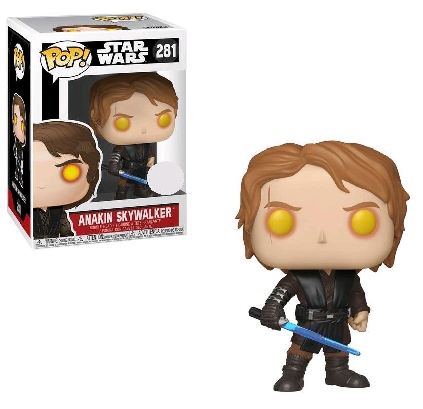 Star Wars: Anakin Skywalker (Dark Side) - Pop! Vinyl Figure image