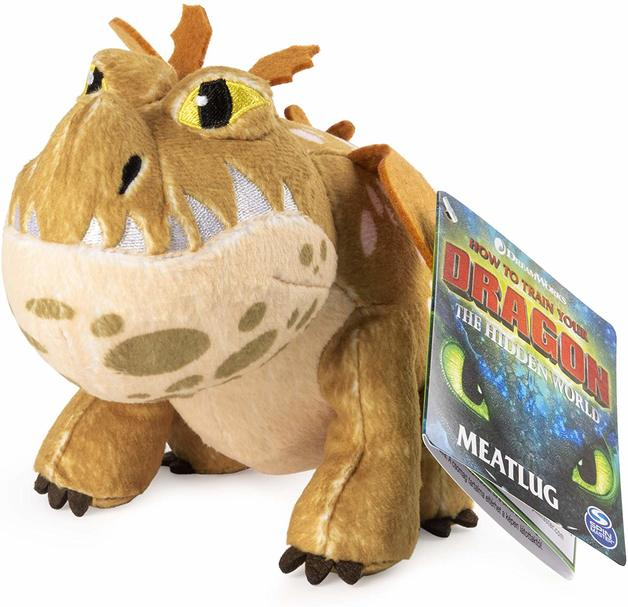 "How to Train Your Dragon: Meatlug- 8"" Premium Plush"