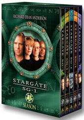 Stargate SG-1 - Season 3 (6 Disc Box Set) on DVD