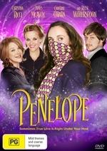 Penelope on DVD