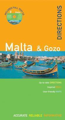 Rough Guide Directions Malta and Gozo by Victor Borg