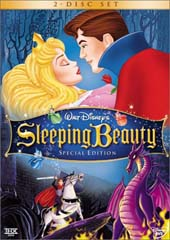 Sleeping Beauty - Special Edition on DVD