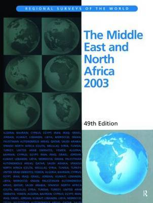 The Middle East and North Africa by Eur