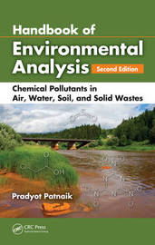 Handbook of Environmental Analysis by Pradyot Patnaik image