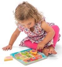 Le Toy Van: Petilou - Noahs Ark Puzzle image