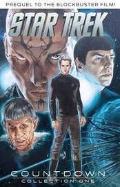 Star Trek Countdown Collection Volume 1 by Tim Jones