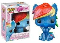 My Little Pony - Rainbow Dash (Glitter) Pop! Vinyl Figure