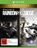Tom Clancy's Rainbow 6 Siege Gold Edition for Xbox One