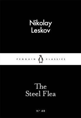 The Steel Flea by Nikolay Leskov image