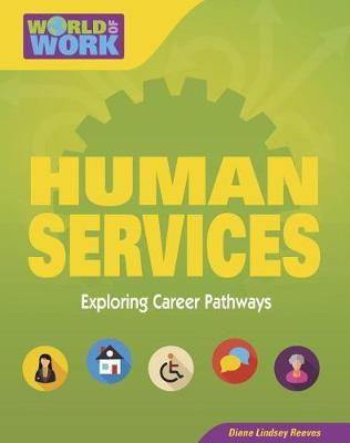 Human Service by Diane Lindsey Reeves