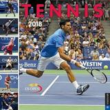 Tennis the U.S. Open 2018 Wall Calendar by United States Tennis Association
