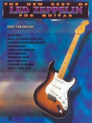 """New Best of """"Led Zeppelin"""" for Guitar by Led Zeppelin"""