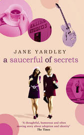 A Saucerful of Secrets by Jane Yardley image
